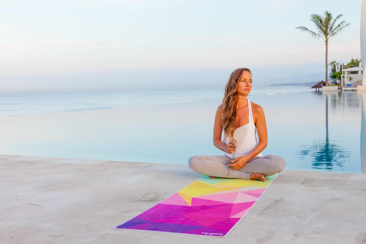 Yoga Mat Revamp for Yoga Lovers