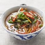 Winter Beater: Big Phat Veggie Noodle Soup