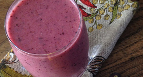 Five Energising Smoothies