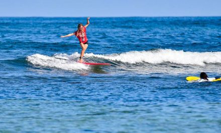Body Image: How Surfing Helps