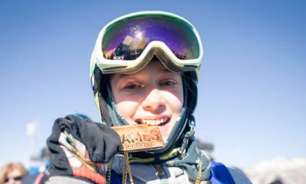 Historic Win at X Games for Kelly Sildaru