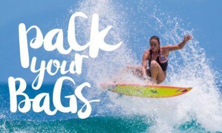 SURFGIRL SPRING TRIP GUIDE 2016