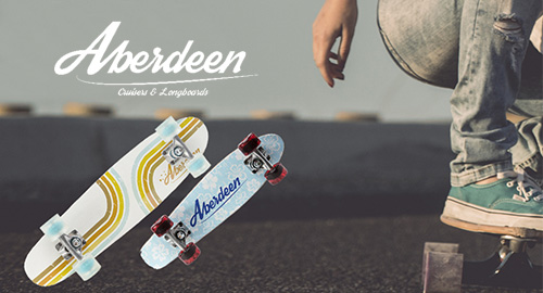 Crusin' with Aberdeen Skateboards