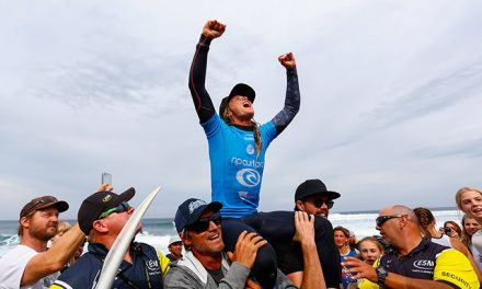CONLOGUE WINS RIP CURL WOMEN'S PRO BELLS BEACH