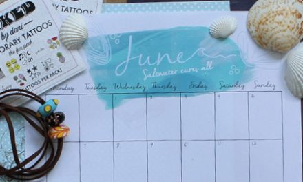 Download your June Printable Calendar