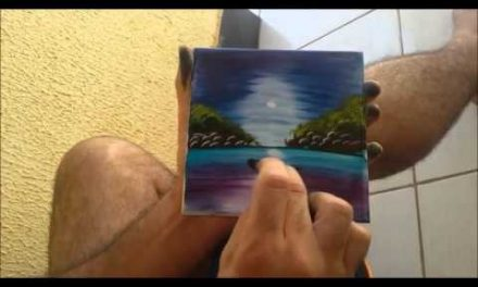 Instant Seascape Art