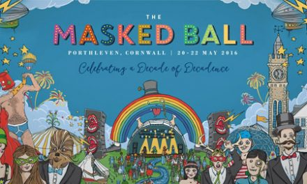 Win tickets to the awesome Masked Ball