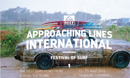 Approaching Lines Festival of Surf x REEF International Line Up
