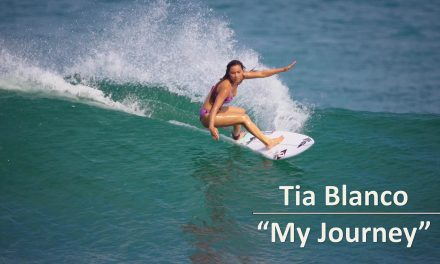 Tia Blanco, My Journey