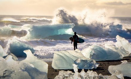 Chris Burkard's Ice Cold Surf Odyssey