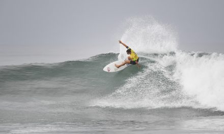 Trestles Fires for the Swatch Women's Pro