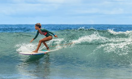 Meet the Costa Rican Surf Girls