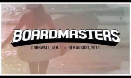 Boardmasters begins in 5 days!