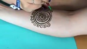 H is for Henna