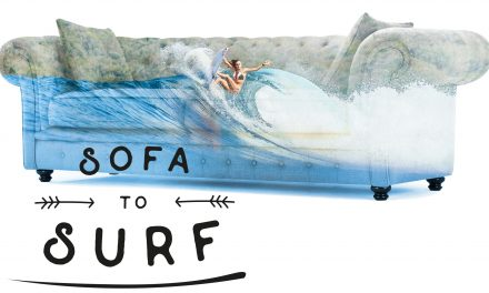 Sofa to Surf kicks off