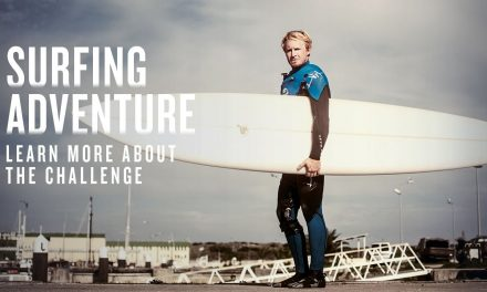 Win a Big Wave Surf Experience with Cotty