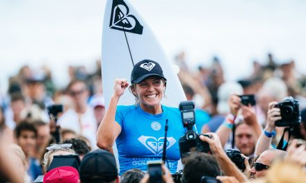 Stephanie Gilmore Wins Roxy Pro