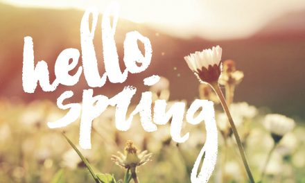 Goodbye Winter, Hello Spring