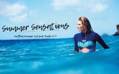 Summer Wetsuit guide