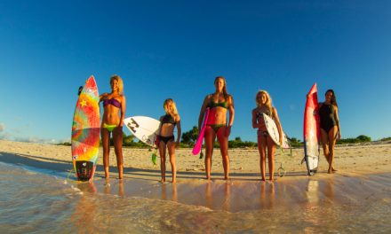 Surf Days on Rote