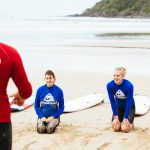 How to become a surf instructor