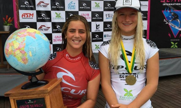 Rip Curl GromSearch Finals Results