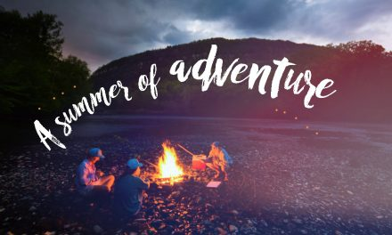A Summer of Adventure