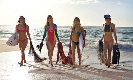Volcom's eco-friendly swimwear