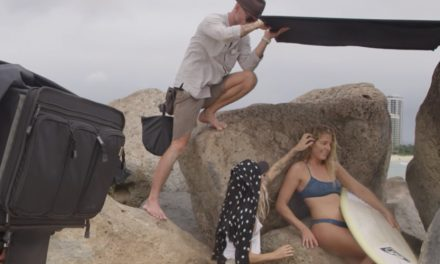 Behind the Scenes with Steph Gilmore