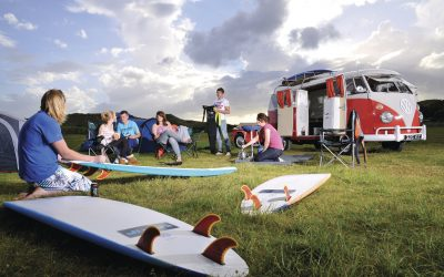 Surfer's Paradise at Croyde Opens