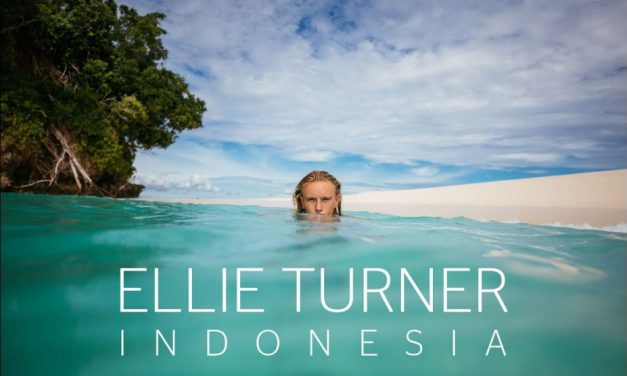 A BUSY YEAR FOR ELLIE TURNER