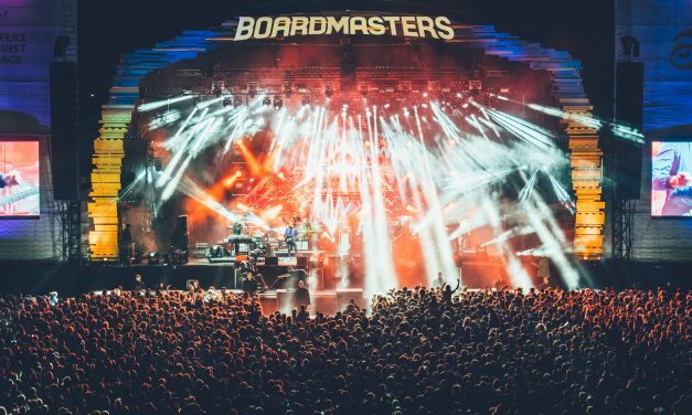 Boardmasters Surf Comp and all the fun