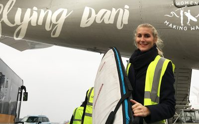 Women Making Waves: Flying Dani