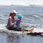 Pregnancy & surfing with Holly Beck