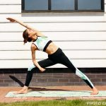 Keep calm and Namaste –  yoga gear