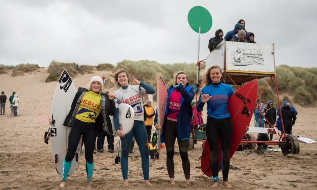 Peony takes the win at Jesus Surf Classic