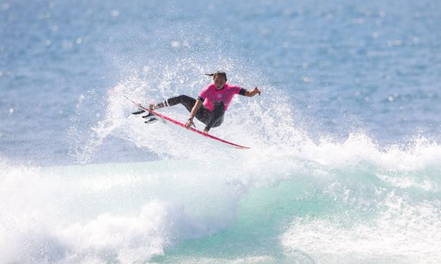 Silvana Shines at the Swatch Pro