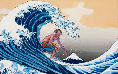 Surf Artists and their Inspiration