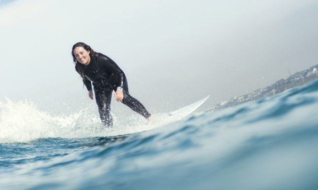 Five Steps to Happy Surfing