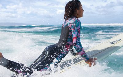 THE RANGE: Roxy Wetsuit Collection