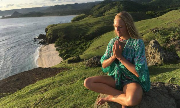 Breathing exercises for surfers