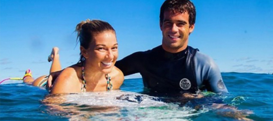 For the Love of Surfing: Family Ties