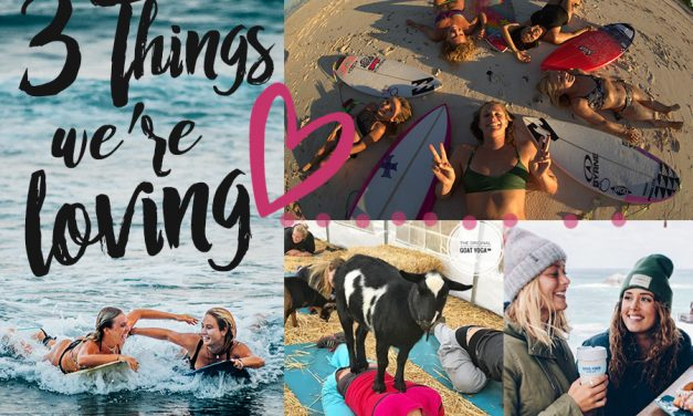 3 things we're loving: January