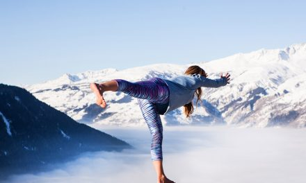Snow & Yoga: It's all about balance