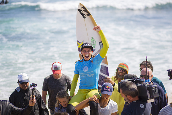 Courtney Conlogue Wins Drug Aware Pro