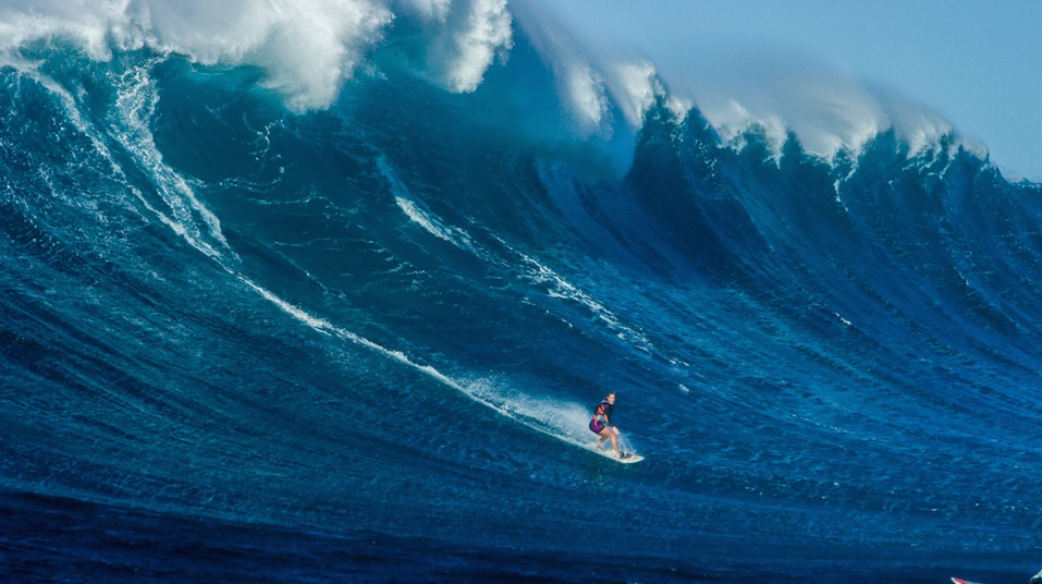 Women's Surfing Turns a Corner