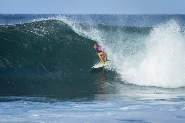Honolua Bay Turns on for WSL Top 17