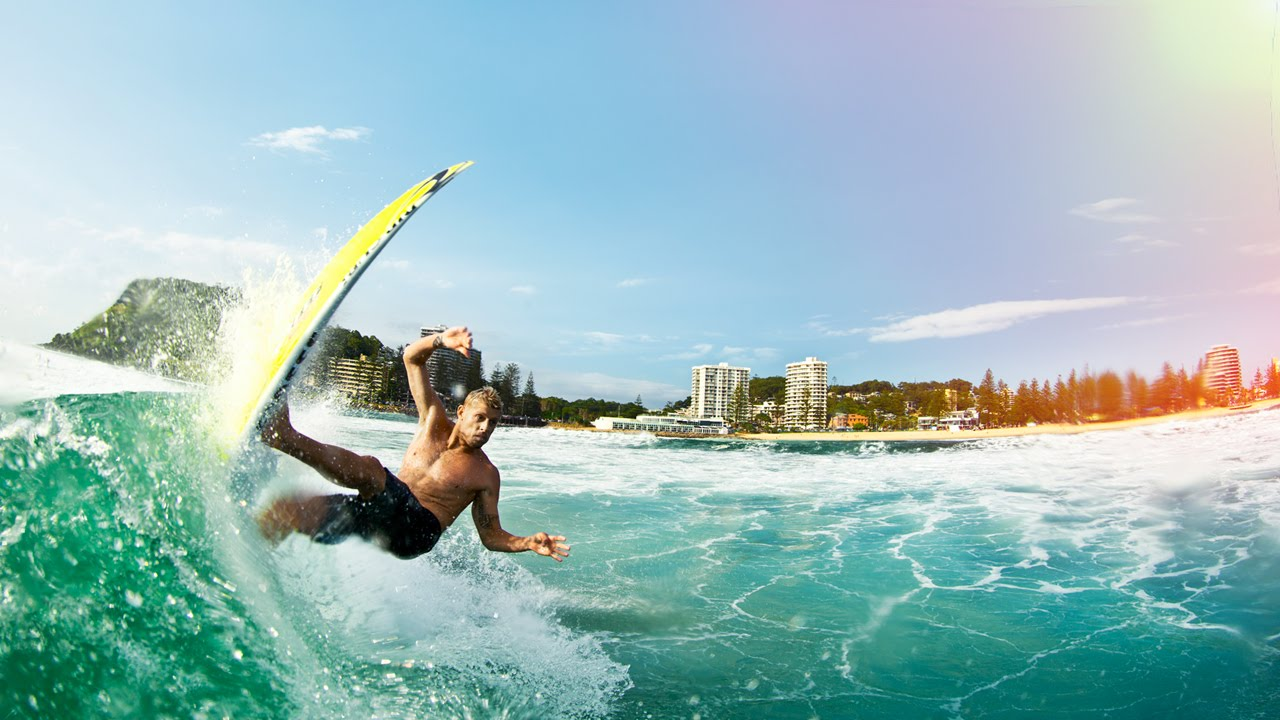 Air New Zealand Goes Pro Surf
