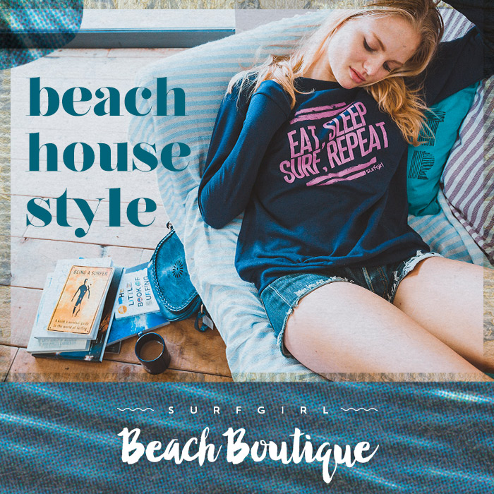 Styling From The Beach to Home