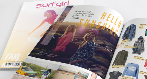 SurfGirl New Issue